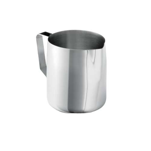 TableCraft Frothing Cup | 20 24 oz | Stainless Steel  | Mirror Finish