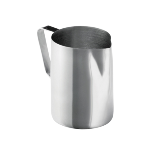 TableCraft Frothing Cup | 32-36 oz | Stainless Steel