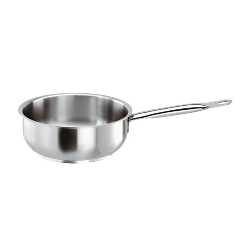Paderno Curved Sauté Pan |  Different Sizes
