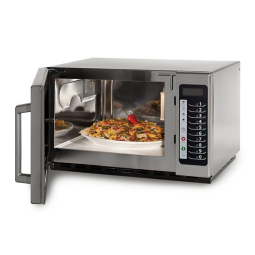 MenuMaster Commercial Microwave cooking RCS511TS - DIGITAL - Stainless Steel | FREE SHIPPING