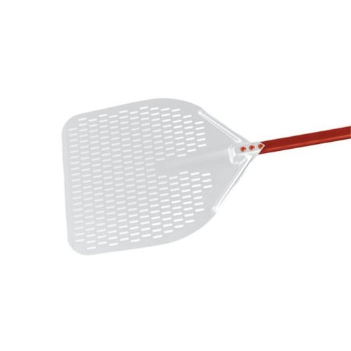 Paderno Perforatad Pizza Peel | Pizza Utensils | Aluminum | Different Sizes