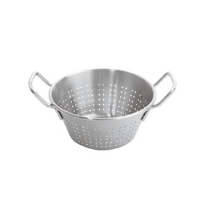 Paderno Conical colander | Pouring & dosing | Stainless steel  | Different Sizes