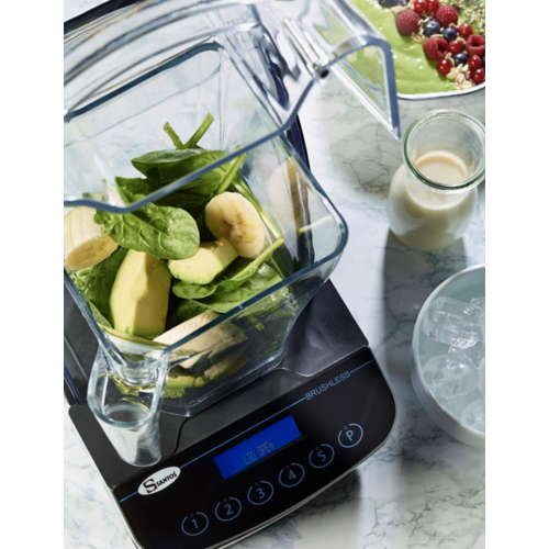 Santos Brushless Blender- Sound Proof - 62A | FREE SHIPPING