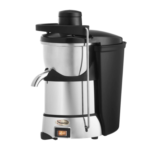 Santos Juice Extractor - Chrome Centrifugal - 50C | FREE SHIPPING
