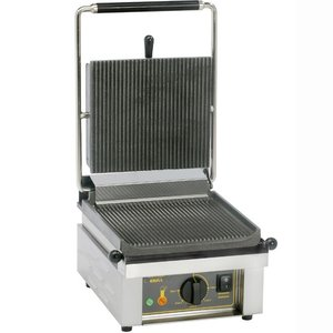 Roller Grill Single Electric Contact Grill | FREE SHIPPING