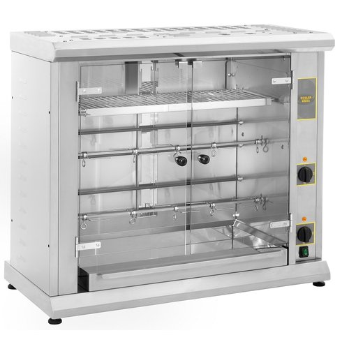Roller Grill Electric Rotisserie | FREE SHIPPING