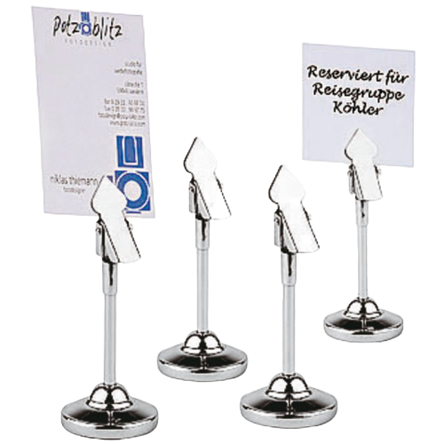 Paderno Table Number Stand