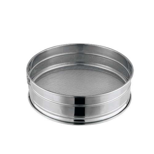 Paderno Flour Sieve | 12605 | h. 8,00 cm  | Stainless steel | Different Sizes
