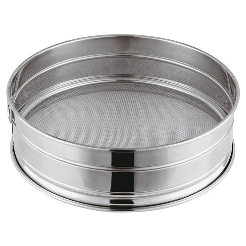 Paderno Flour Sieve | 12606 | Coarse Mesh | Stainless Steel | Different Sizes
