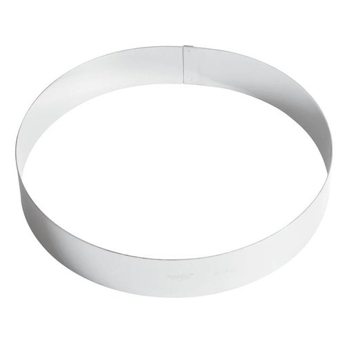 Paderno Mousse Ring | 47532 | Stainless steel | Different Sizes