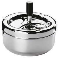 Ashtray | Chrome-Plated Steel