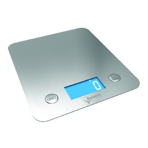 Timber Electronic Scale - 5 KG Capacity