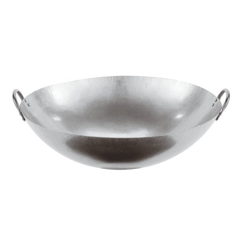 Paderno Wok with Dual Handle