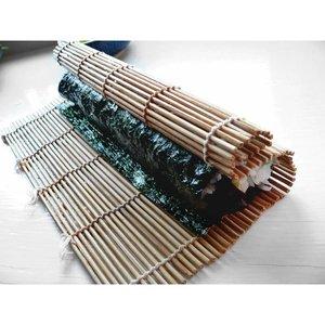 Paderno Bamboo sushi mat - 24,00x24,00 cm
