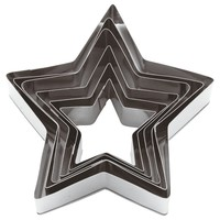 Star Dough Cutter