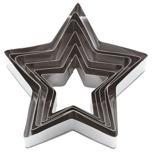 Paderno Star Dough Cutter