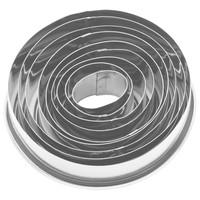 Oval Dough Cutter