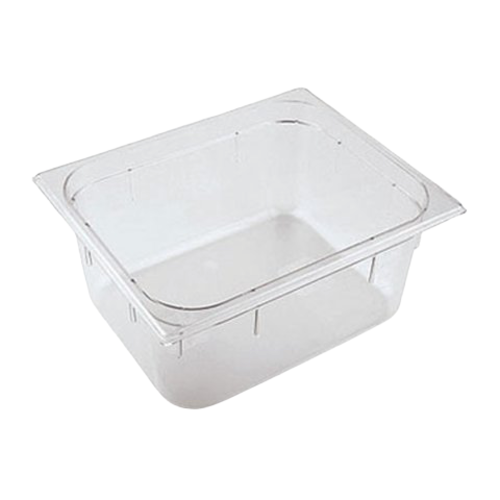 Paderno Food Pan GN 1/4   Polycarbonate   Clear   14568   26,50x16,00 cm   Different Sizes