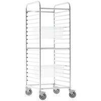 Gastronorm Rack Trolley