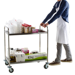 Paderno Service Trolley