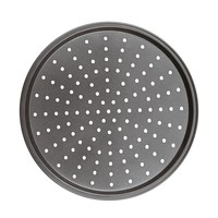 Perforated Round Baking Sheet