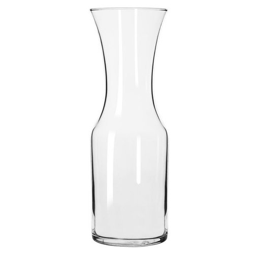 LIBBEY Glass Decanter