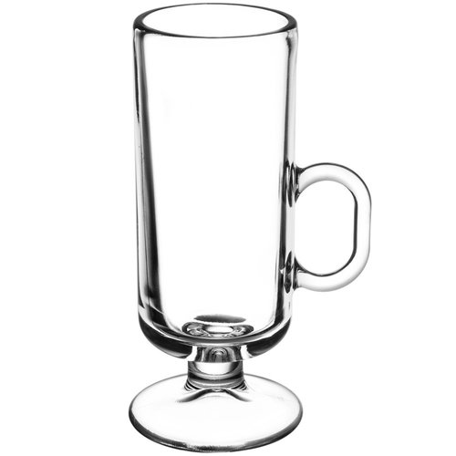 LIBBEY Irish Glass Coffee Mug  - 8.5 OZ - 5292