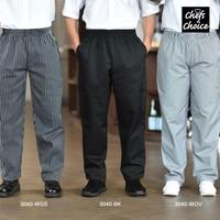 Poly/Cotton Baggy Chef Pants