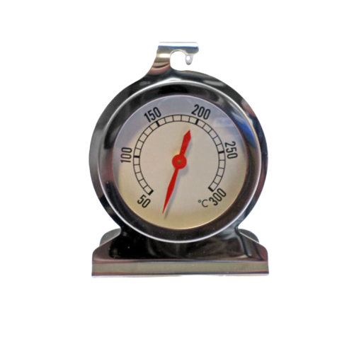 ALLA-FRANCE Dial Oven Thermometer | Stainless steel | 72000-001/F