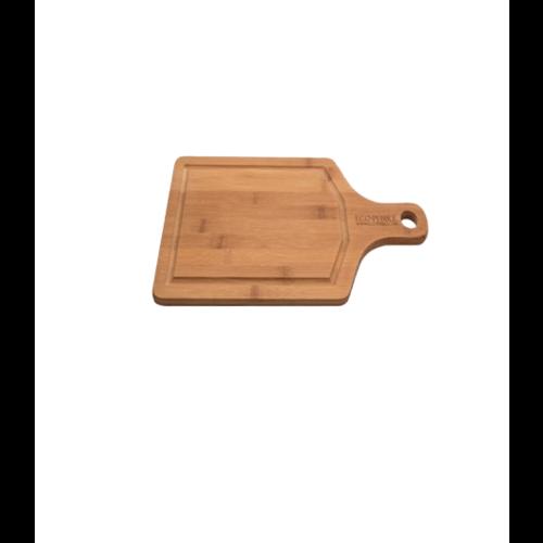 Eco-pebble Medium Wooden Cutting Board    Handle   38*20*1
