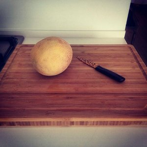Eco-pebble Extra Large Food Serving/Cutting Board
