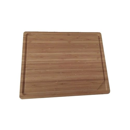 Eco-pebble Extra Large Food Serving/Cutting Board | 46*36*3.2Cm | ECO-QZ143