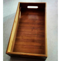 Bamboo Wooden Crate