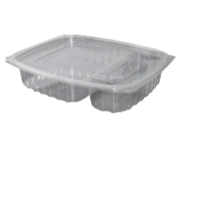Clear Container with Lid