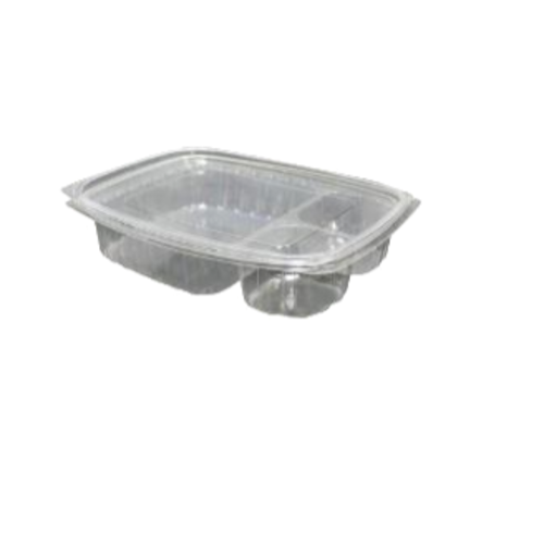 Clear Container with Lid   226x186x42 mm    300 Set