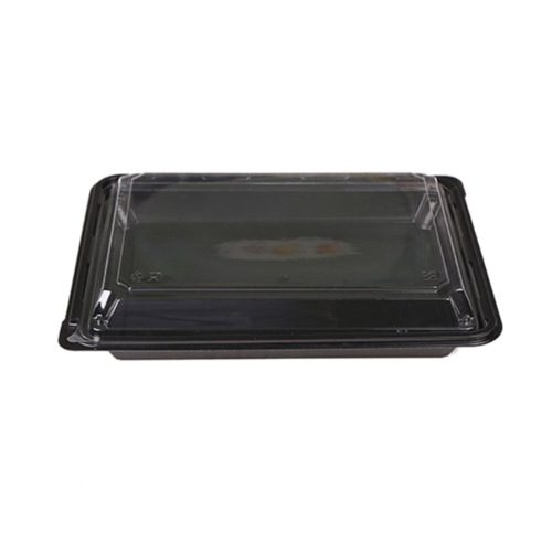 Plain Sushi Container with Lid