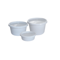 PP  Round Plastic Bowls