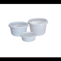 PS  Round Plastic Bowls