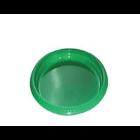 Green Plastic Plate