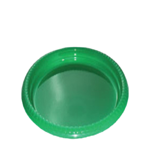 Green Plastic Plate