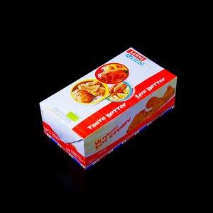 Paper Dinner Box