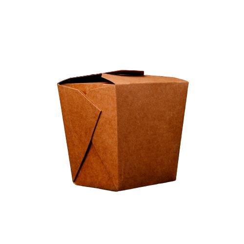 Kraft PE Square Box| Different Sizes