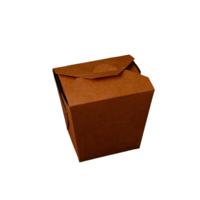 Kraft PE Square Box