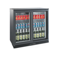Bar Cooler Chiller | Black | FREE SHIPPING