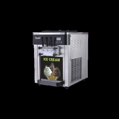 Ice cream machine - Table type (2+1 mixed flavors) | BQL- 818B | FREE SHIPPING