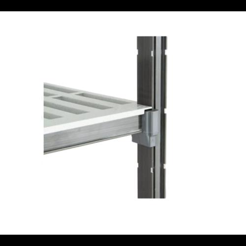 "Cambro Elements Vented 4-Shelf Stationary Starter Unit | Camshelving® | ESU214272V4580 | 21"" x 42"" x 72"""