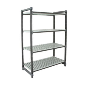 Cambro 4-Shelf Stationary Starter Unit | Different Sizes