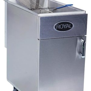 Royal Range RFT-50  Gas Deep fat fryers - FREE SHIPPING