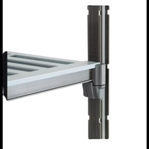 "Cambro Basics Plus Vented 4-Shelf Stationary Starter Unit | Camshelving® | 18""x72"" | Different Sizes"