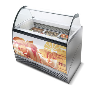 ISA ICE CREAM ISABELLA LX 10 RS TB R290 LED | FREE SHIPPING